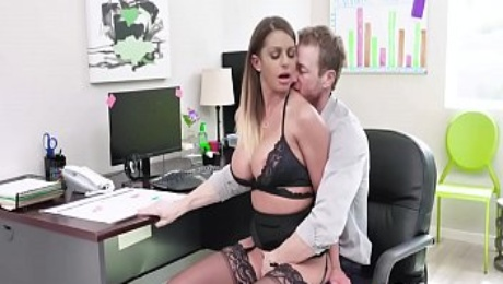 She Needed That Job Pretty Bad, I Guess- Brooklyn Chase