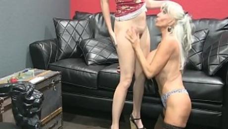 please mom lick my pussy Sally D'angelo  Olivia Kassidy