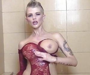 Shower Tits Porn Videos