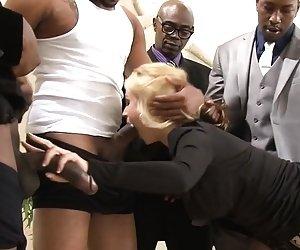 Gangbang Tits Porn Videos